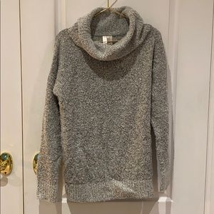 Forever 21 Bouclé Cowl Neck Sweater